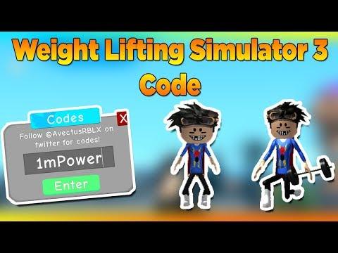 hack para weight lifting simulator 3