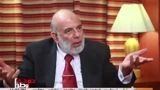 لقاء الشيخ وجدي غنيم على قناة أمجاد ج3