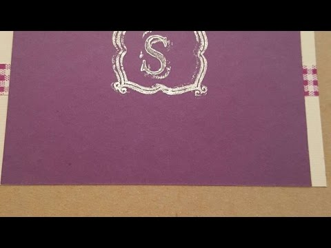 How To Make Personalized Greeting Cards - DIY Crafts Tutorial - Guidecentral