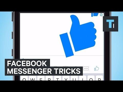 Facebook Messenger tricks
