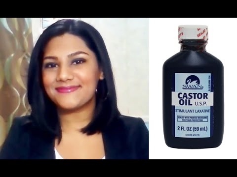 How to Grow Eyebrows Faster | Castor Oil for Eyebrow Regrowth Before & After Part 2 |  iladybeauty