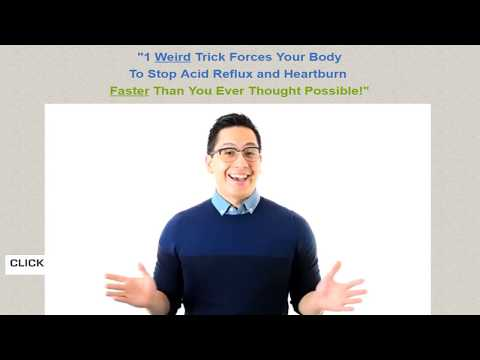 Heartburn No More Review - Treat & Cure Acid Reflux Heartburn and GERD Naturally