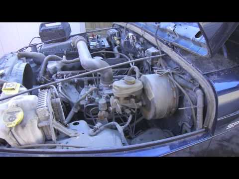 Jeep TJ Engine Knocking? or valve noise new project in the works