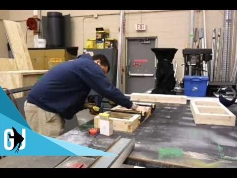 #38: How to Build a DIY 20 Gallon Aquarium Stand for Under $20 - DIY Wednesday