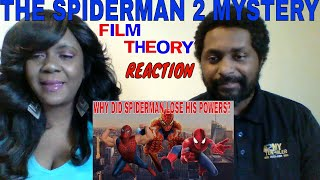 Download The Film Theorists - Film Theory The Spiderman 2 Mystery! Why Spiderman Lost His Powers! REACTION Video