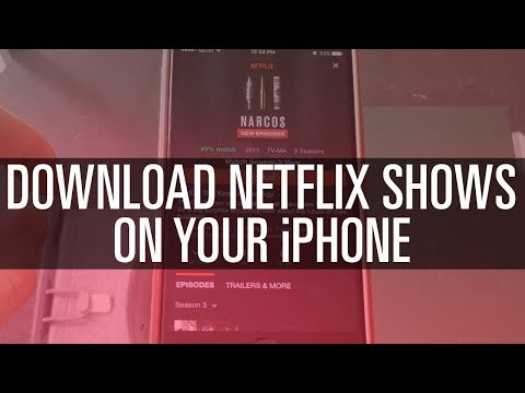 How To Download Netflix Content on Your iPhone
