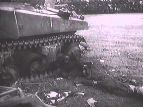 WW2: Intense German Combat Footage *Must see*