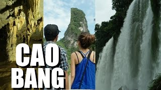 The MOST BEAUTIFUL place in VIETNAM is CAO BANG.