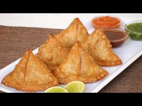How to make samosa at home/Samosa in Tamil/Samosa recipe/சமோஸா/Snacks recipe/with Eng subtitles