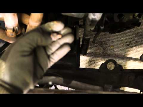 How to replace exhaust manifold Toyota Corolla