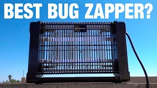 2 As Seen on TV Bug Zappers Compared! Monster Zapper vs Monster Trapper
