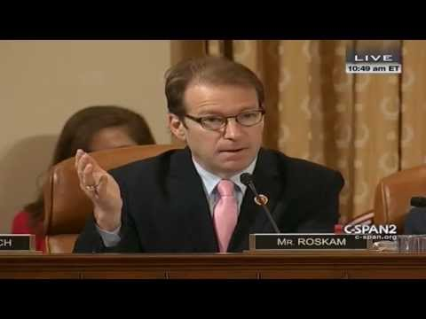 Roskam Presses IRS Commisioner on