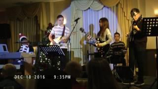 Music Town X-mas Party - Junior Squad 12-18-2016