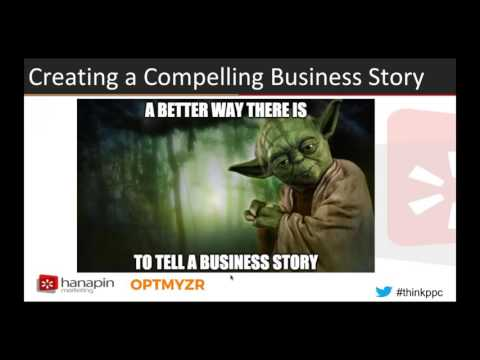Using Data To Create a Killer Business Story for Your C Suite