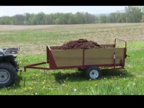 manure spreader 600