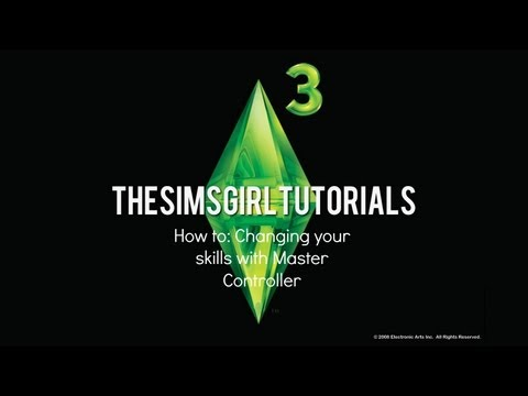 The Sims 3 Master Controller Skills