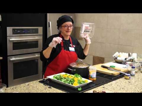 Recipe: Avocado Orange Salad