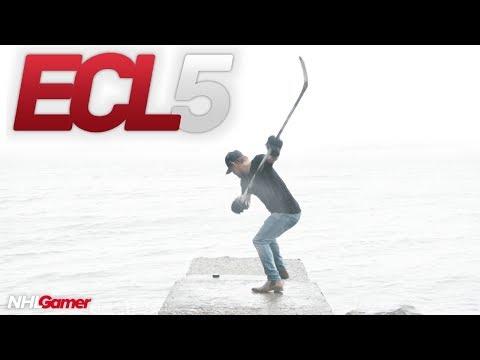 NHL 18 EASHL: ECL 5 Trailer
