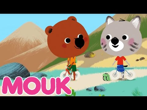 Mouk - Mountain and desert of South America (Andes and Chile) | Cartoon for kids