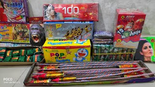 Firecracker stash unboxing 2019 diwali firecracker stash testing /cracker stash/firecracker video|CY