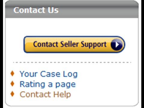 Amazon Seller Support Phone Number - How to Contact Amazon