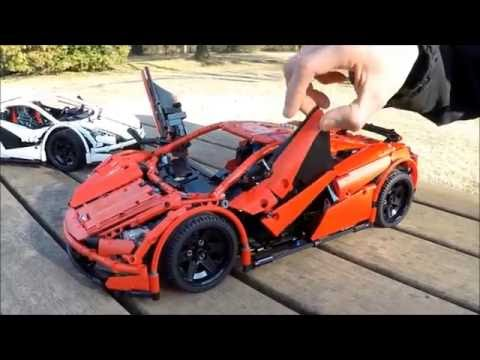 Most Amazing LEGO® Vehicles controlled by mobile phone.