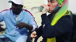6IX9INE - Locked Up Ft. Akon (Official Music Video)