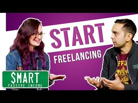 How to Start Freelancing (& Get Your FIRST Client!)