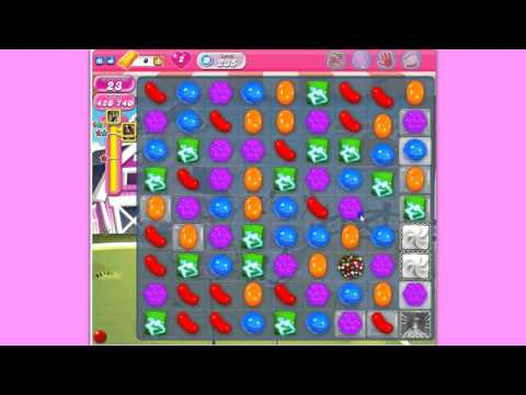 Candy Crush Saga level 235 3