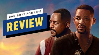 Bad Boys for Life Review (Will Smith, Martin Lawrence)
