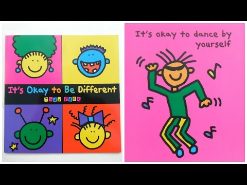 It's Okay to be Different - Read by Sherry
