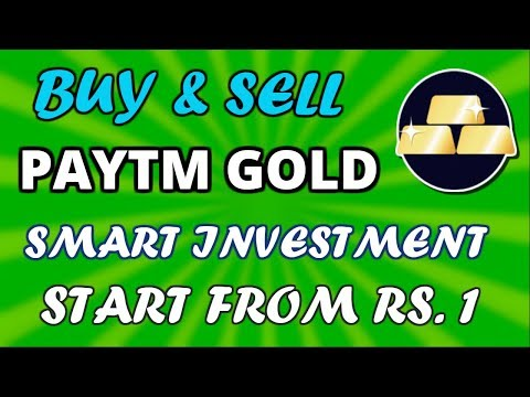 Earn Unlimited Money | What is Paytm Gold ? How to Buy/Sell Paytm Gold | How to Sell Paytm Gold
