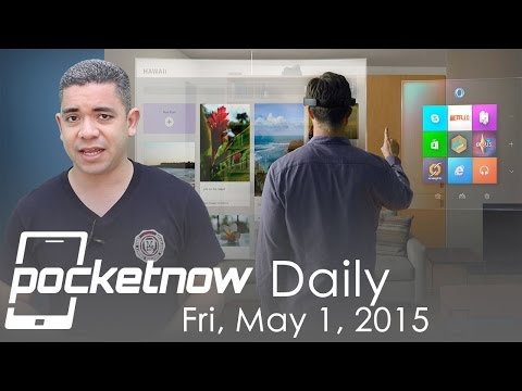 Microsoft HoloLens price, US ASUS ZenFone 2, Ok Google update & more - Pocketnow Daily