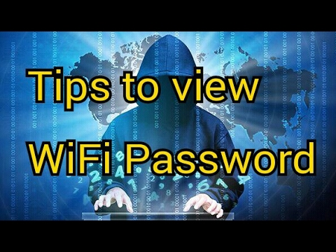 How to view WiFi Password in Two Minutes?