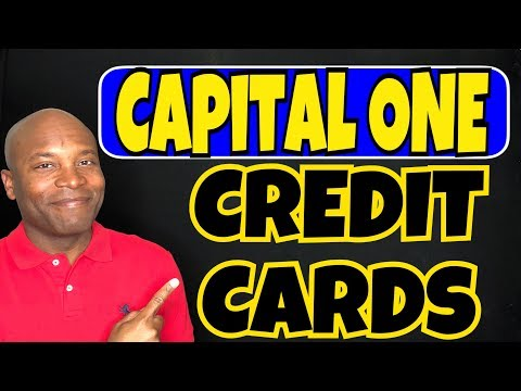 Capital One Credit Cards Review
