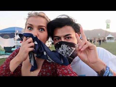 the REAL reason everyone wears bandanas at Coachella