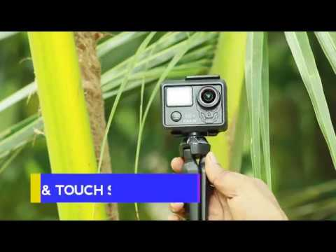 EKEN H5S Plus Action Camera :Ratheesh R Menon