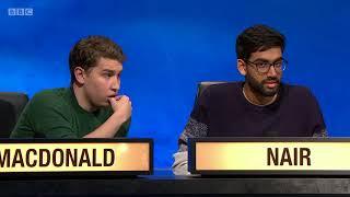 Download University Challenge 2018-19 - Episode 2 - Emmanuel vs. Glasgow (S48E02) Video