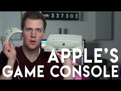Apple Made a Game Console!