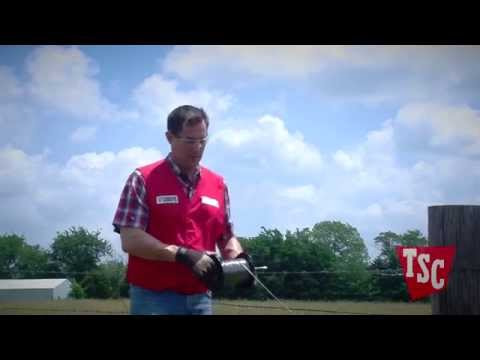 How to Set Up an Electric Fence