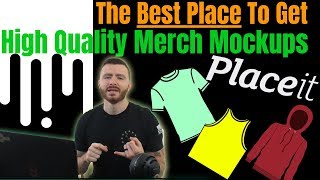 Where To Get Apparel Mockups | Placeit Is Now Affordable For Everyone!