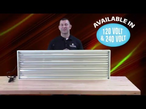 Sun System Solar Flare T5 HO Fluorescent Product Review