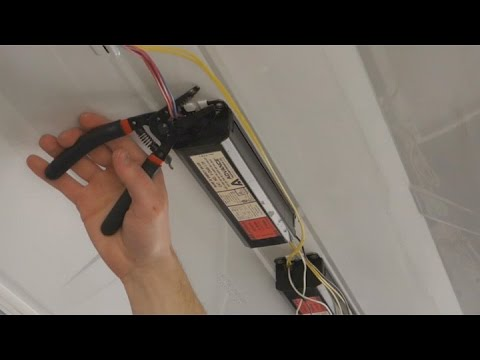toggled T8 and T12 LED Tube Installation Instructions - How to Install LED T8 and T12 Tubes