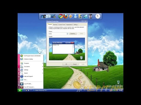 install Windows XP SP3 2011 V11.07 | CakPiting