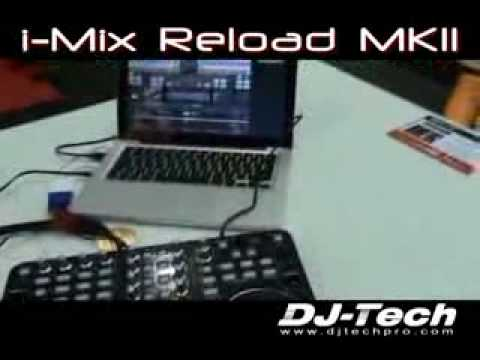 DJ TECH IMIX Reload Scratch Demo 1