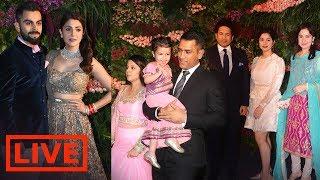 LIVE Video : Virat Kohli Anushka Sharma