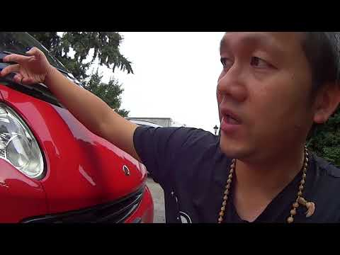 How to change headlight (low beam) bulb 2005 Smart for Two CDI