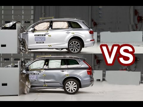 2014 bmw x5 vs volvo xc60 racetrack mashup: 2 hot laps but only 1