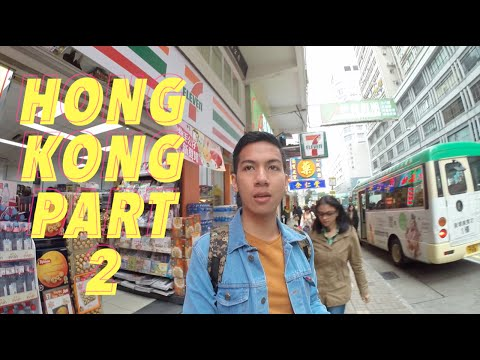 Trip to Hong Kong Part 2 | Indonesian