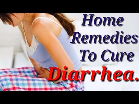 Home remedies for diarrhea and vomiting | How to stop diarrhea naturally.
